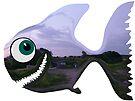 Happy Fish  by Juhan Rodrik
