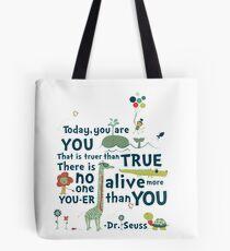 Dr Seuss Day Tote Bag