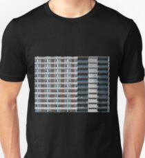 Urban Apartments building - condominium  Unisex T-Shirt