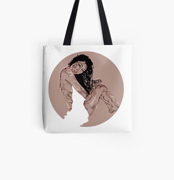 Blanket Allover-Print Tote Bag