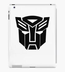 Autobot iPad Case/Skin
