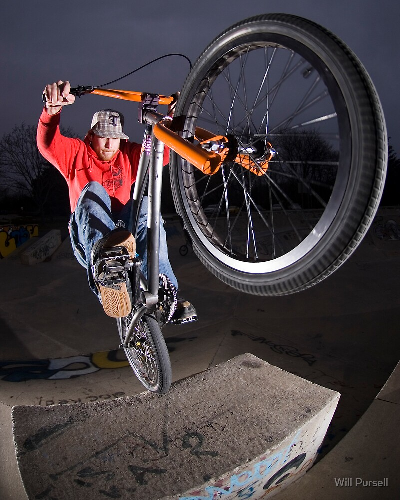 BMX by Will Pursell