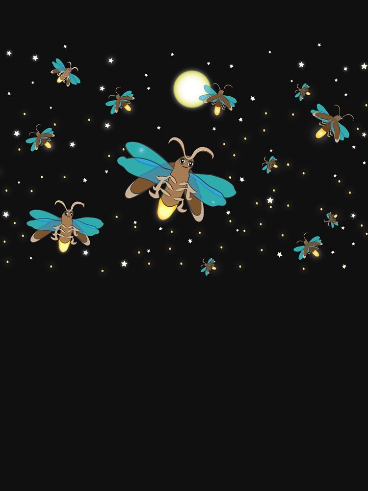 Fun With Fireflies by bonnie-follett