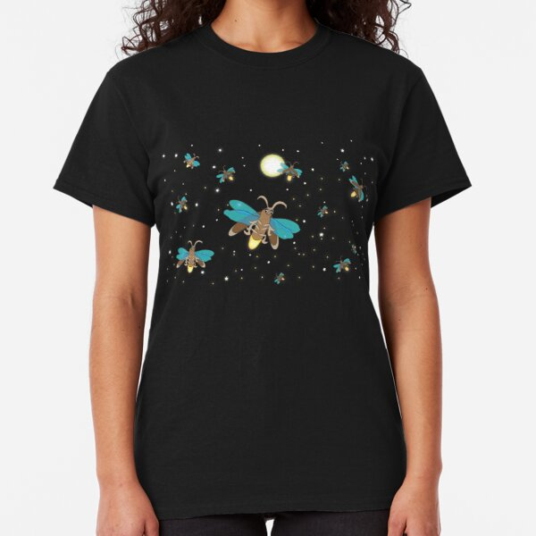 Fun With Fireflies Classic T-Shirt