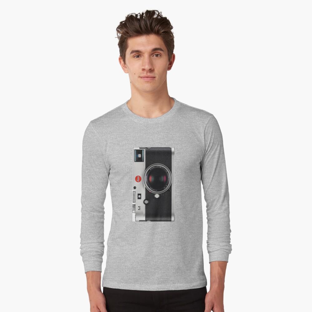 Leica Vintage Style Handyhülle Langarmshirt