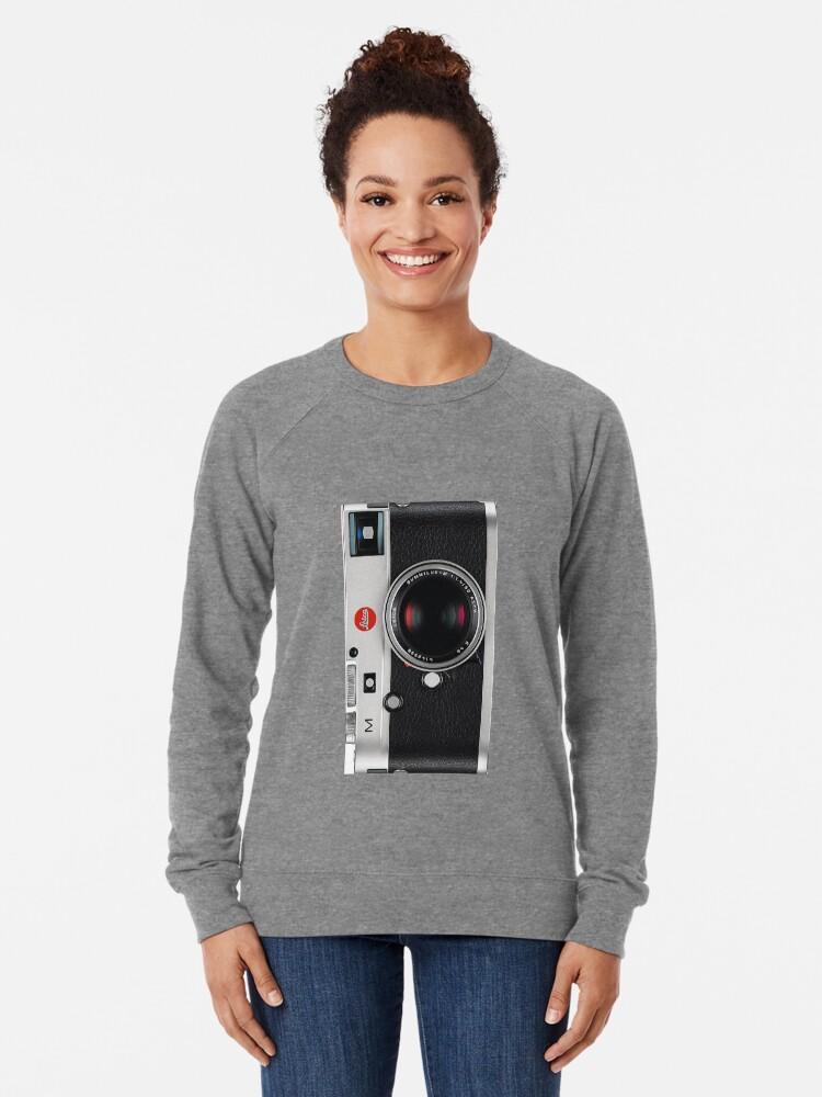 Alternative Ansicht von Leica Vintage Style Handyhülle Leichter Pullover