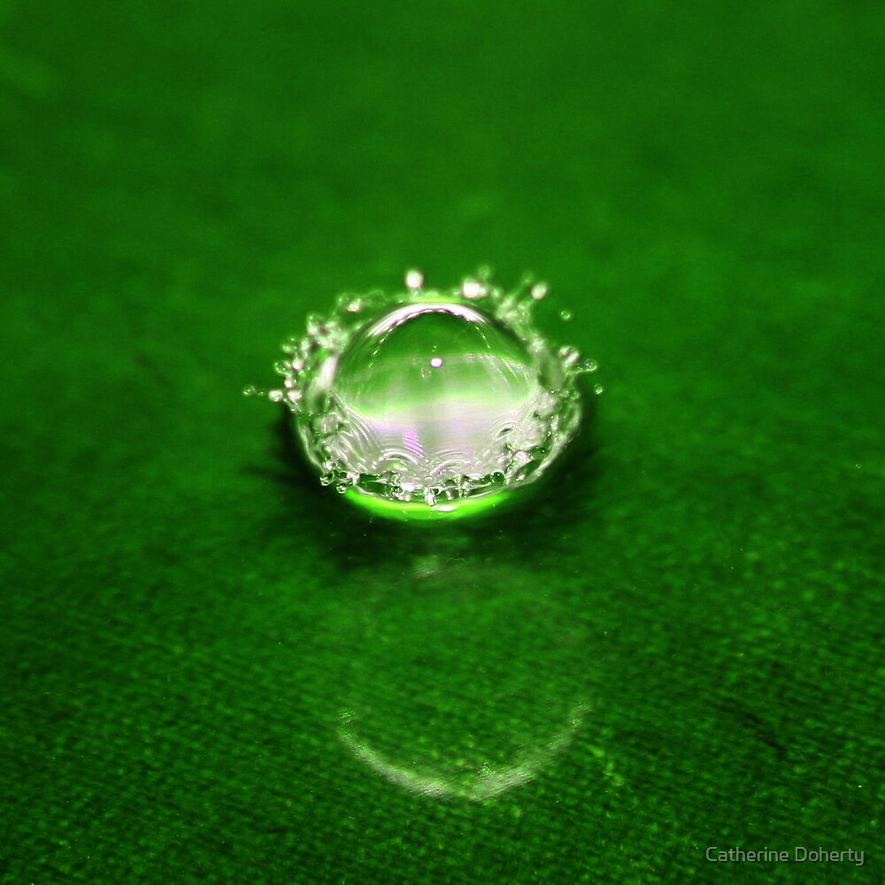 Green. by Catherine Doherty
