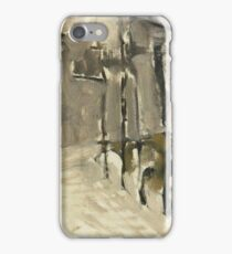 George Hendrik Breitner - View In The Hague 1880 iPhone Case/Skin