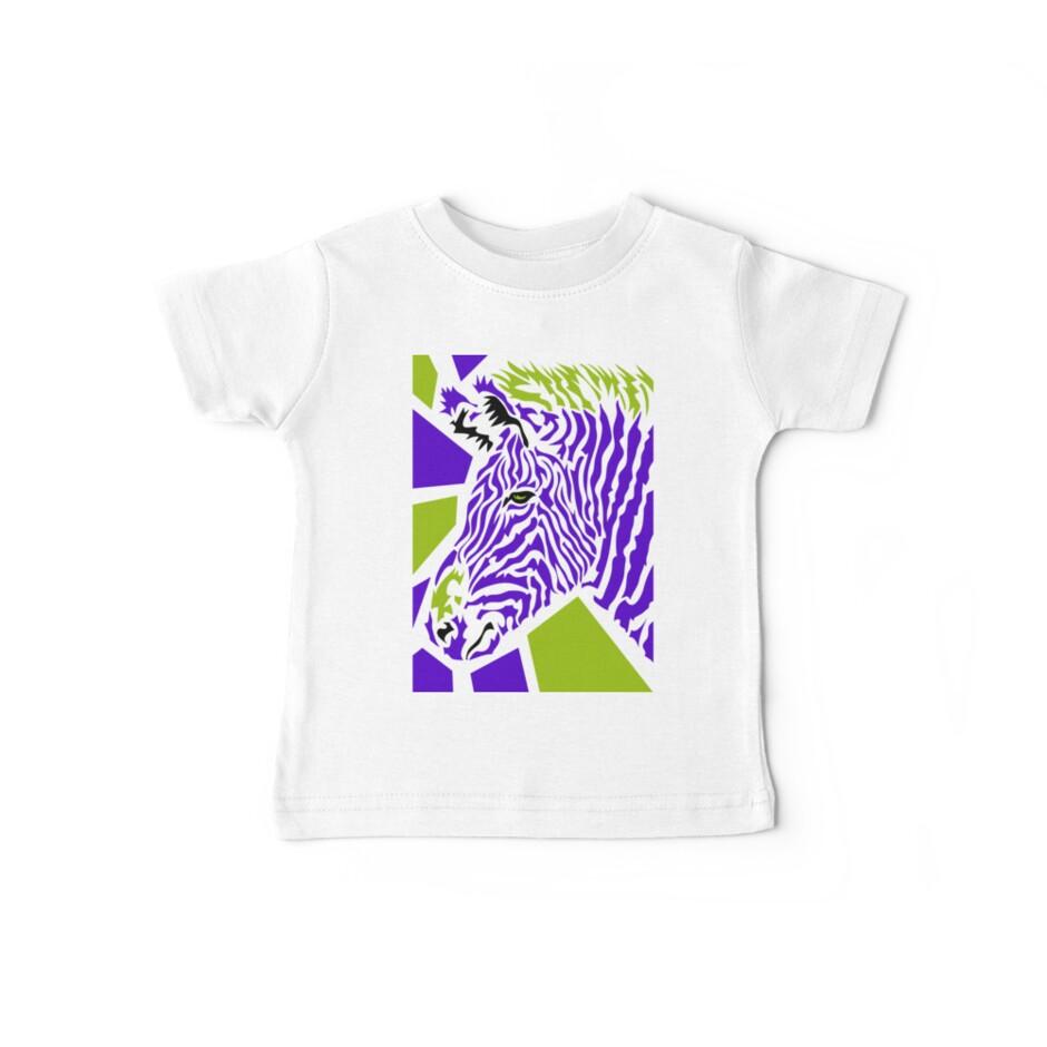 Zebra von Ray Rubeque