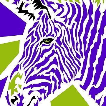Zebra von Rektozhan