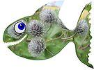 Burdock Fish by Juhan Rodrik