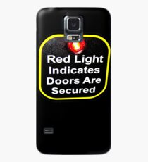 Arctic Monkeys - Red Light Indicates Doors are Secured Case/Skin for Samsung Galaxy