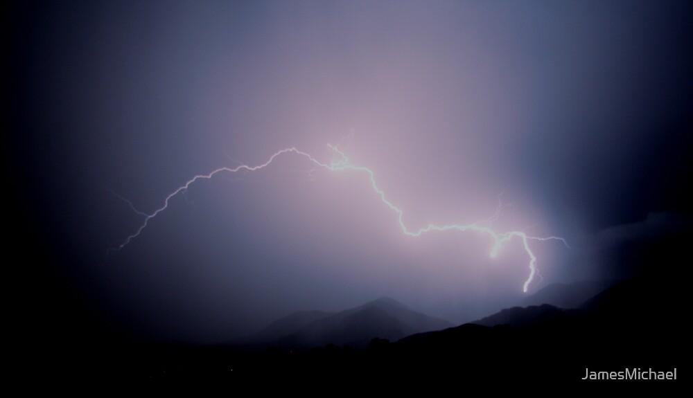 Lightning Strikes2 by JamesMichael