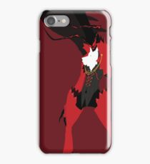 Persona 5 Simplistic iPhone Case/Skin