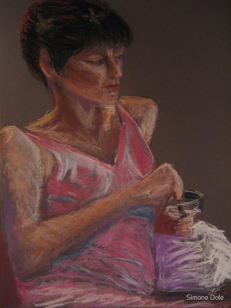 Happy Hour by Simone Dole