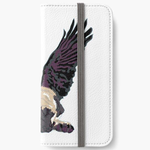 sleeping Angel iPhone Flip-Case