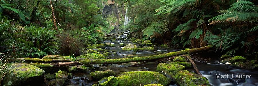 Hoptoun Falls, Victoria by Matt  Lauder
