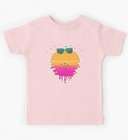 Happy Sunset Kids Clothes