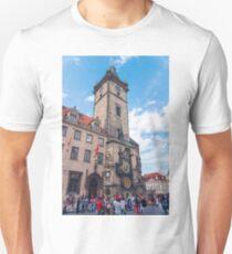 Prague, Astronomical clock T-Shirt
