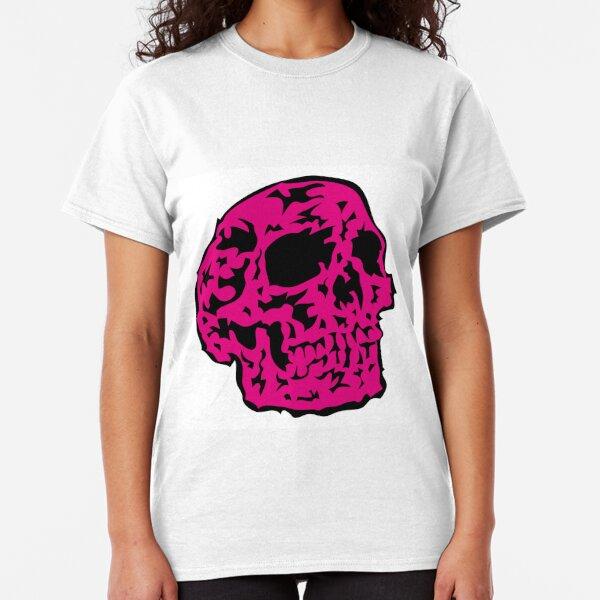 pink Skull Classic T-Shirt