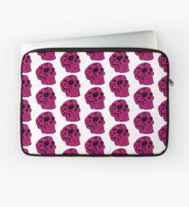 pink Skull Laptoptasche