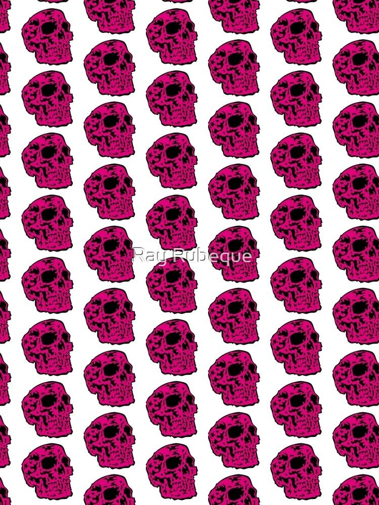 pink Skull von Rektozhan