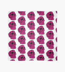 pink Skull Tuch