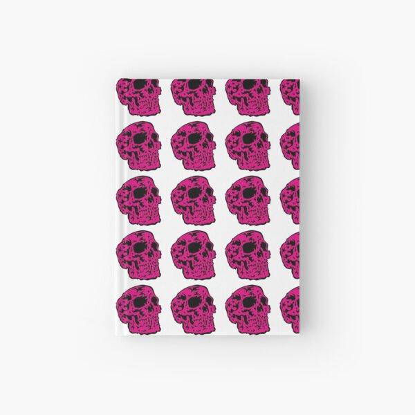 pink Skull Notizbuch
