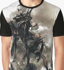 NieR:Automata Graphic T-Shirt