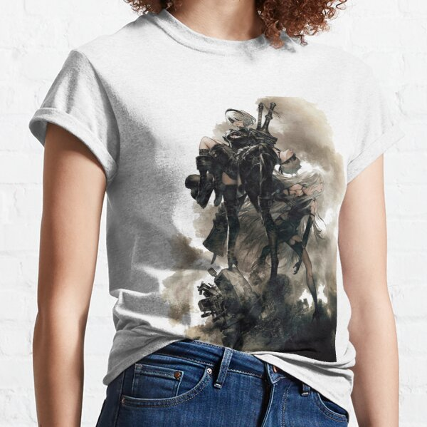 NieR: Autómatas Camiseta clásica