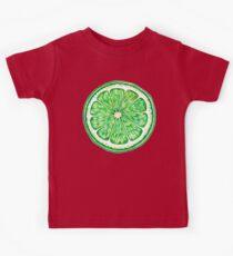 Lime Slice Kids Tee