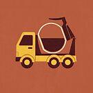 Coffee Truck by Teo Zirinis
