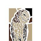 Owl von Ray Rubeque