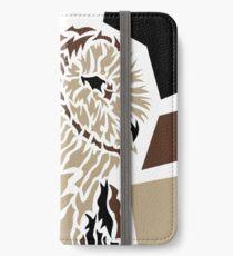 Owl iPhone Flip-Case/Hülle/Skin