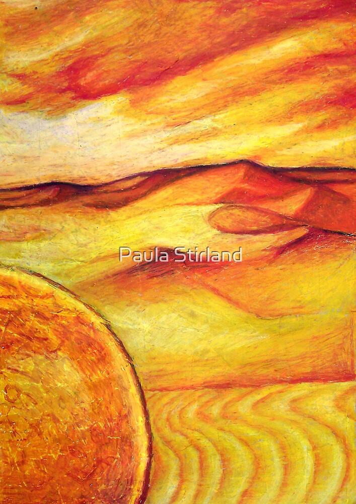 Tracks to be made by Paula Stirland