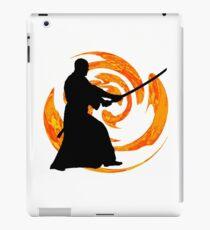 Samurai Sanctuary  iPad Case/Skin