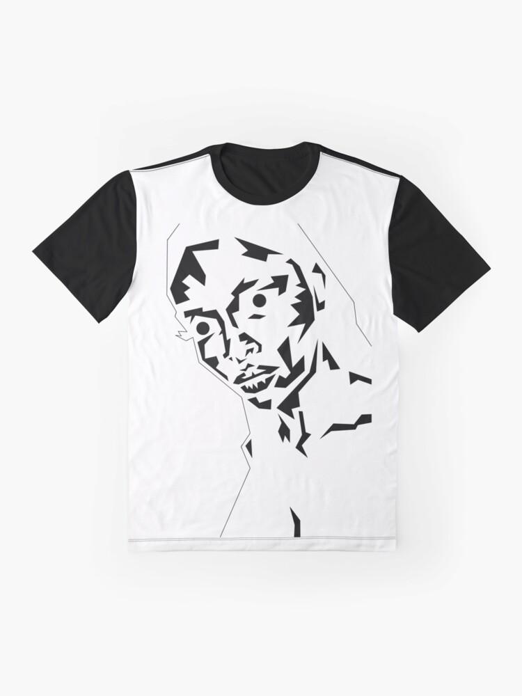 Alternative Ansicht von those Eyes Grafik T-Shirt