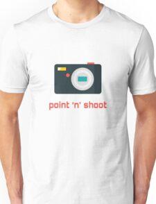 Point 'n' Shoot Unisex T-Shirt