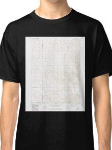 USGS TOPO Map Colorado CO Rago 234201 1973 24000 Classic T-Shirt