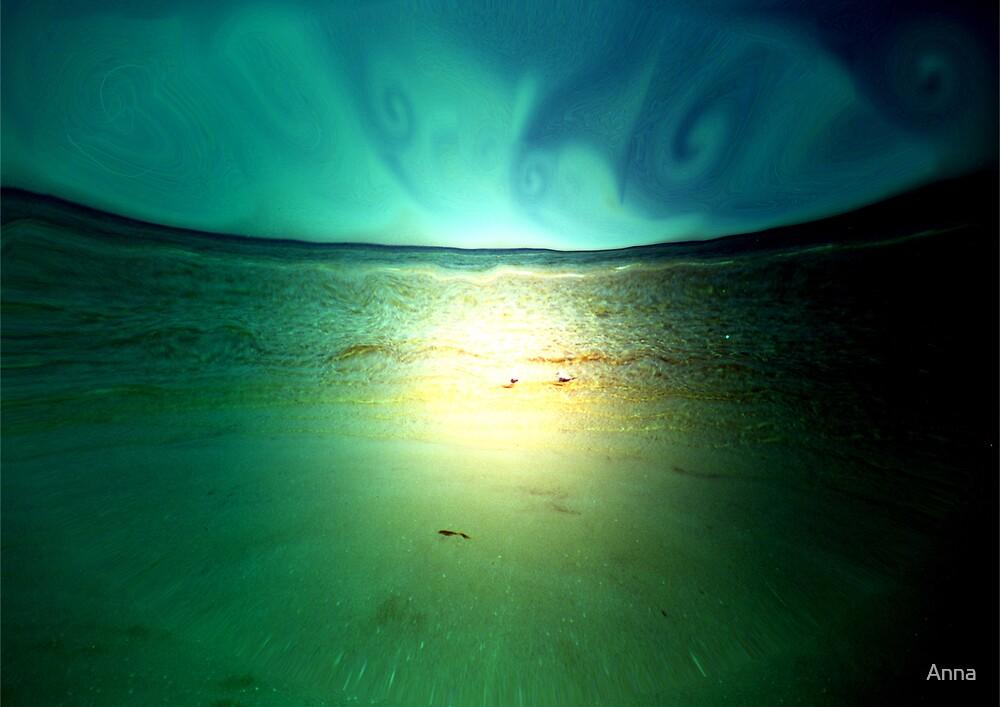 'Through My Eyes' 2004 by Anna