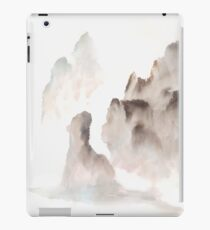 Chinese mountain landscape iPad Case/Skin