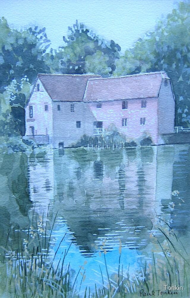 The Mill, Sturminster Newton, Dorset by Tonkin
