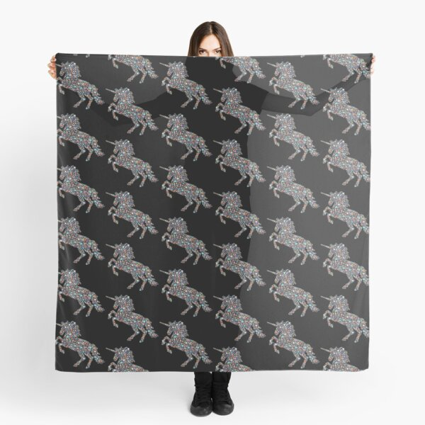 Monocerus Constellation 1- Unicorn Scarf