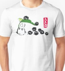 Sootballs in Forest Unisex T-Shirt