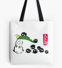 Sootballs in Forest Tote Bag