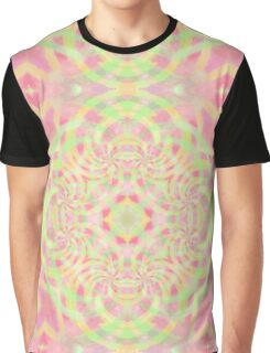 Spring Abstract 1 Graphic T-Shirt