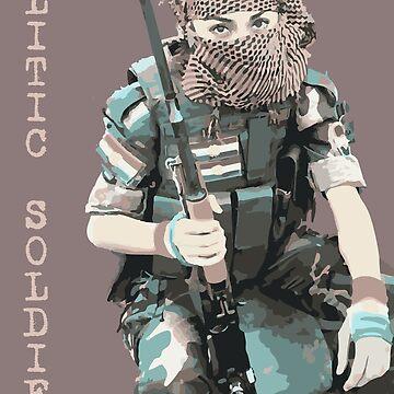 POLITIC SOLDIER by zuretzat