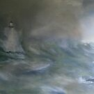 Choppy Sea by andy davis