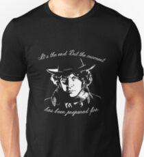 Dr Who Forth Doctor Regeneration Unisex T-Shirt