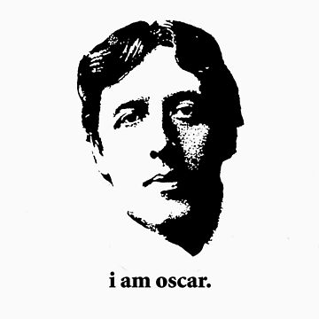 Oscar is Wilde. by bauman